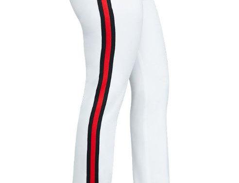 Striped Side Pants