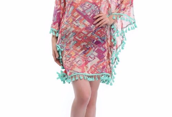 Sheer Cover Up Dress