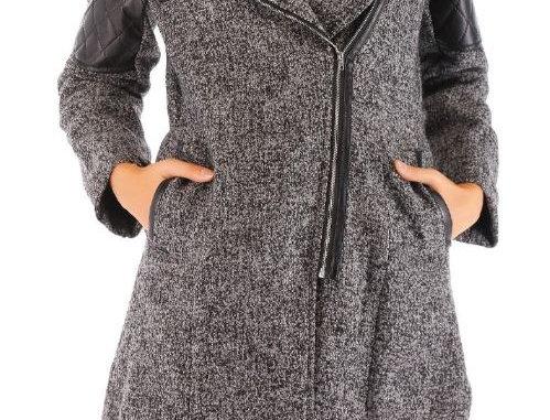Wool & Leather Jacket
