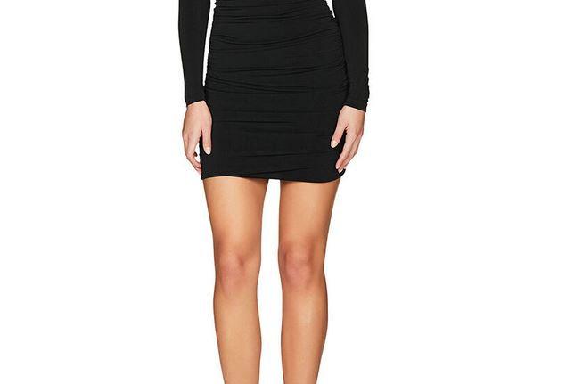 Mini Bag Hip Dress