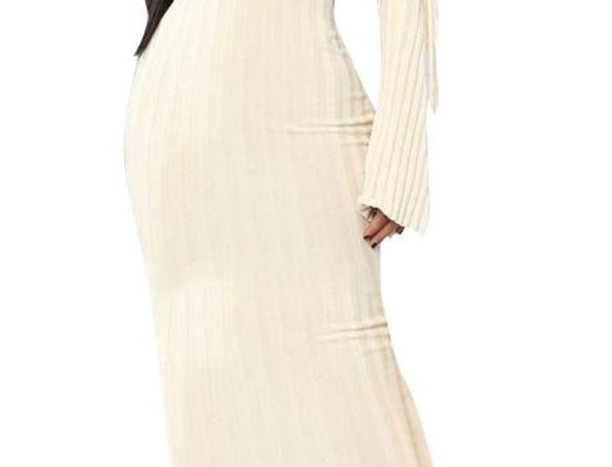 Long Elastic Dress