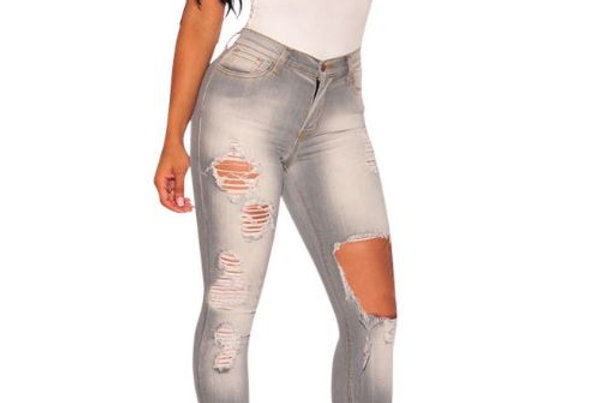 Hollow Jeans