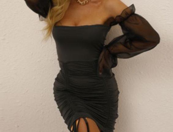 Sheath Mini Dress