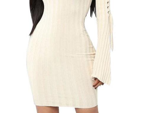 Mini Elastic Dress