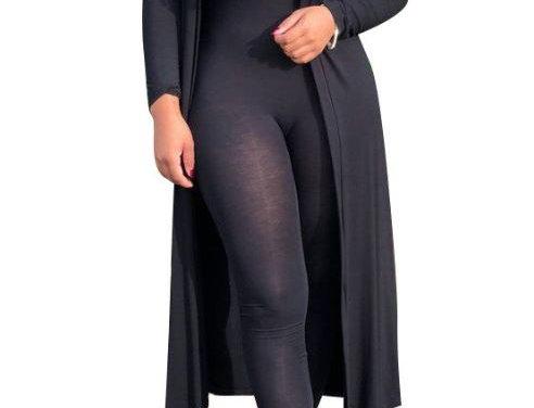 Leggings Cloak 2pc Suit
