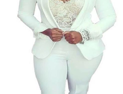 Two-Piece Profressional Suit