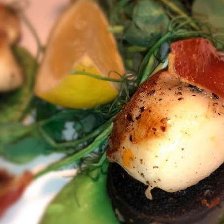 It's Scallop Week at the PUB