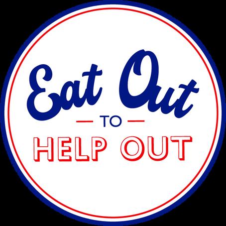 #EatOutToHelpOut? OMG!!😱