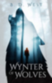 Wynter Of Wolves novel