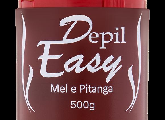 CERA DEPIL-EASY 500G MEL E PITANGA