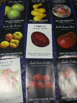 Baker Creek Heirloom Seeds!!