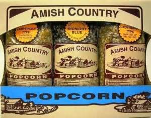 Amish Country Popcorn!