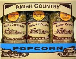Amish Country Popcorn!