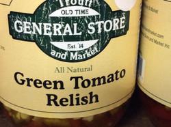 Green Tomato Relish!