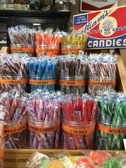 Old Fashioned Gilliam candy sticks