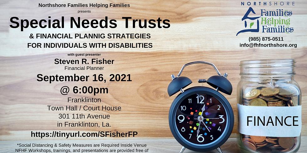 Franklinton: Financial Planning Workshop