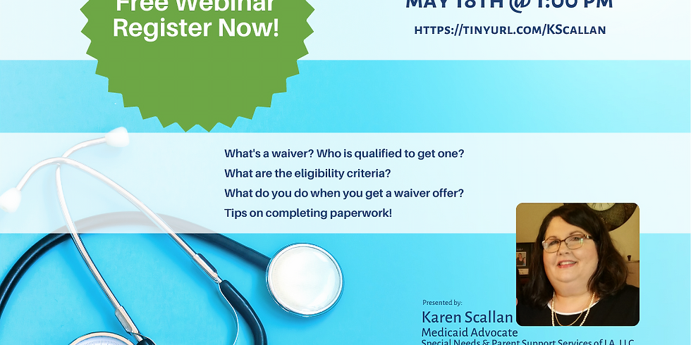 Medicaid Waivers A-Z