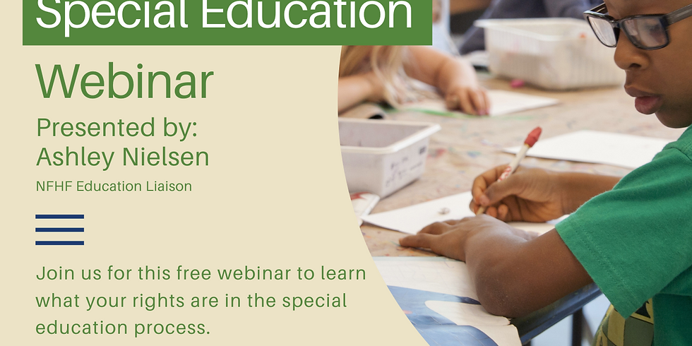 Parents' Rights in Special Education