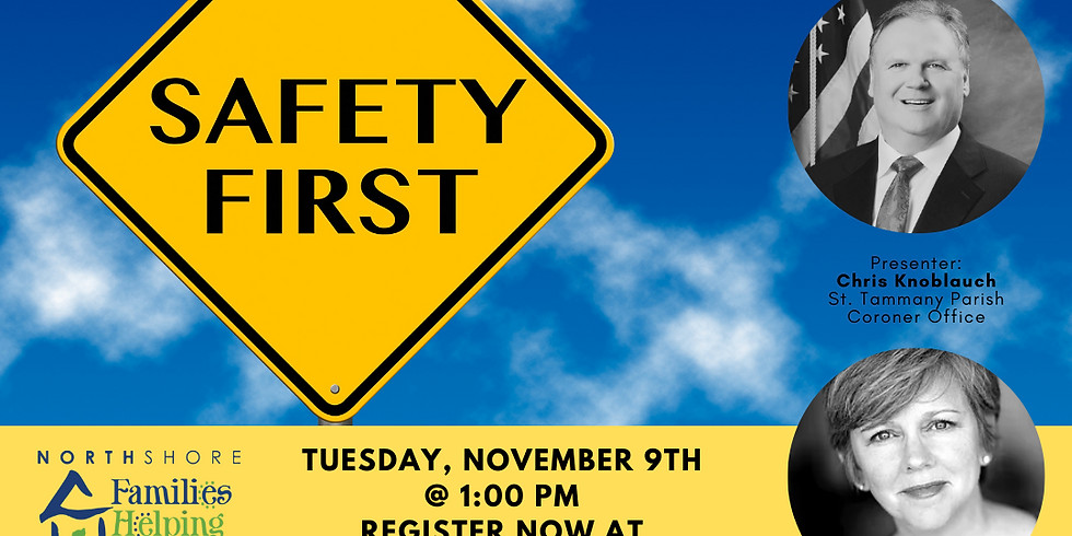 Fire Arm Safety in the Home Webinar