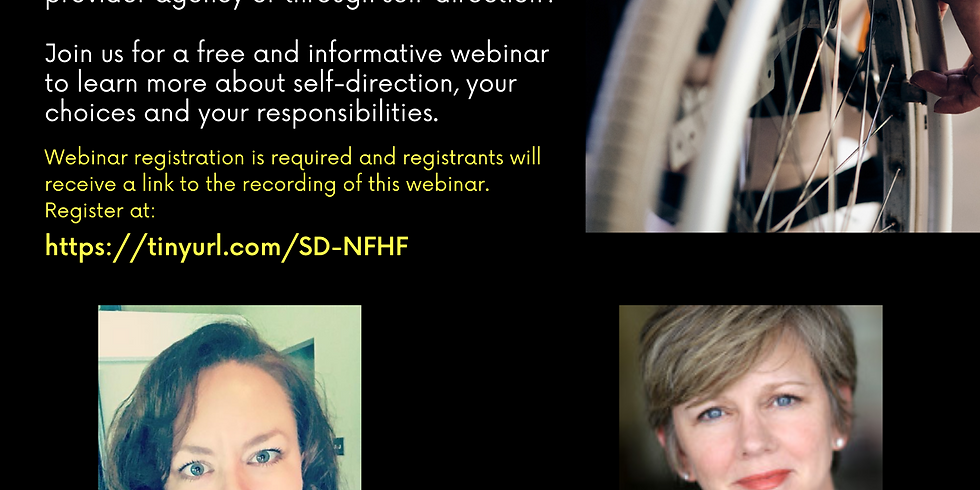 Waivers & Self Direction Webinar