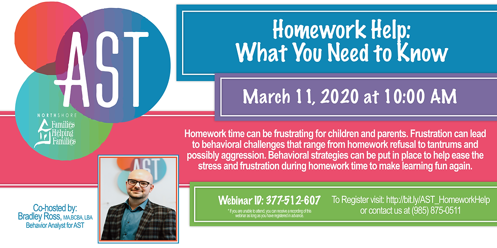 Homework Help: What You Need to Know with AST