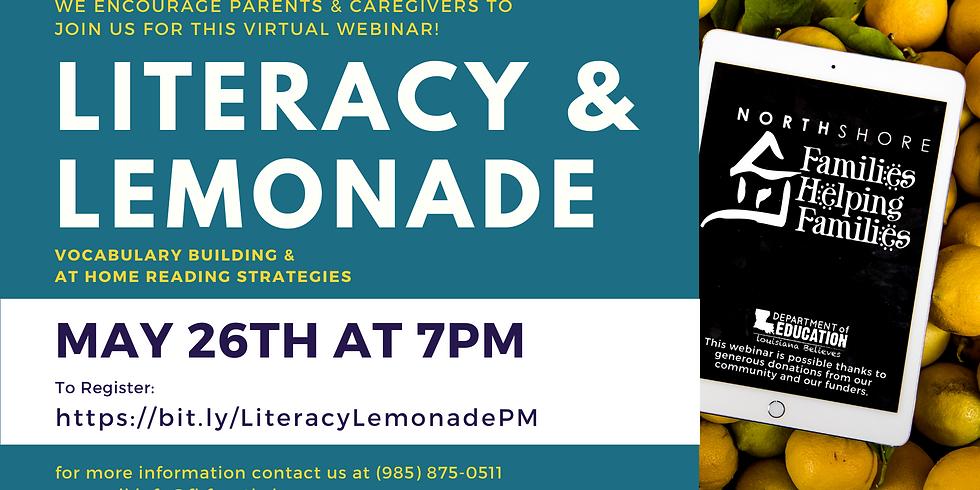 Literacy & Lemonade PM