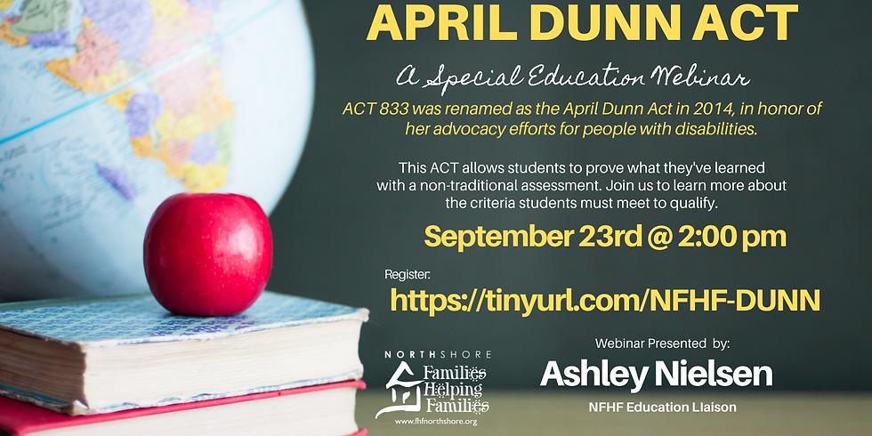 The April Dunn Act