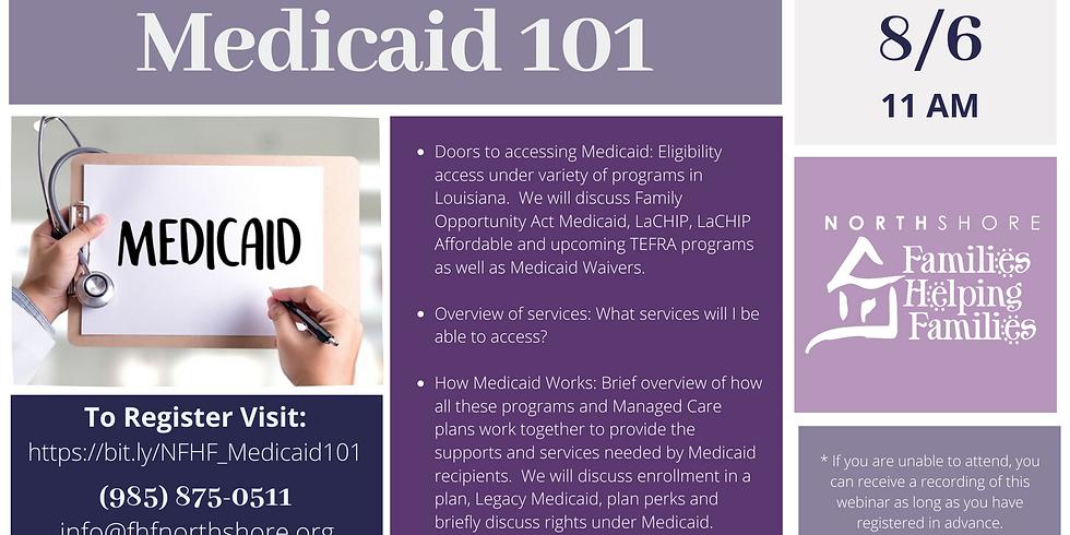 Medicaid 101