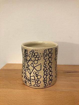 Stoneware Vessel by Erica Andersen