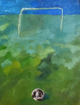 Own Goal by Aaron Broadbent