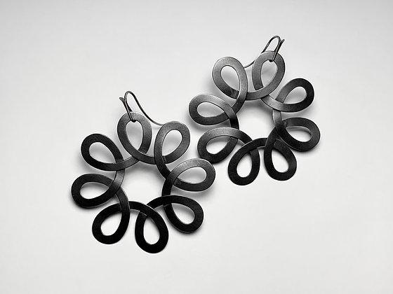 Loop Earrings by Lukee Towne