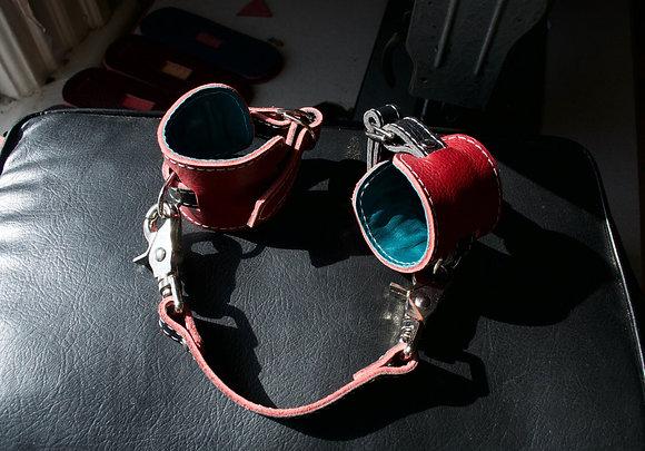 Cuffs by Lotte Walworth