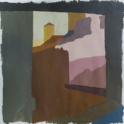 Acrylic Rooftops by Aaron Broadbent