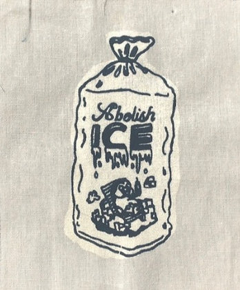 Abolition Ice Bag by Eva Haykin