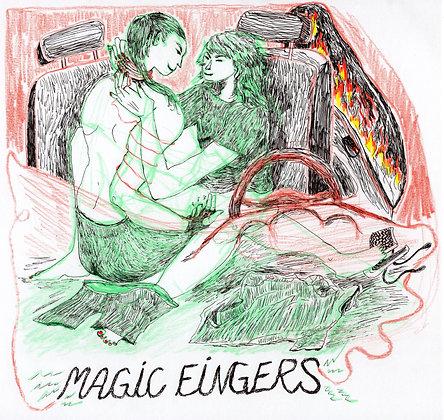 Magic Fingers by Gaby Hurtado