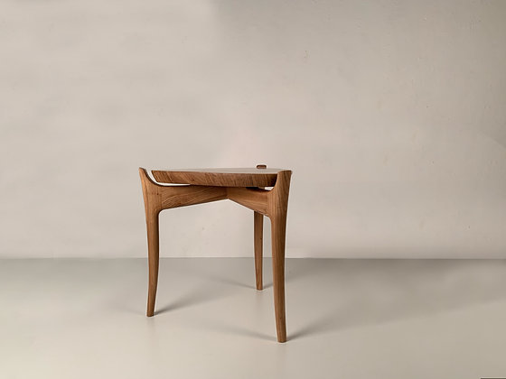 Prong Stool by Juan-Manuel Pinzon