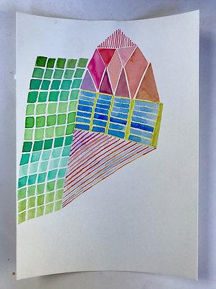 In-Between Spaces by Valerie Suter