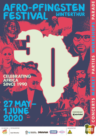 Upcoming Event: FALLY IPUPA will be the headliner of the 30th edition of the Afro-Pfingsten Festival