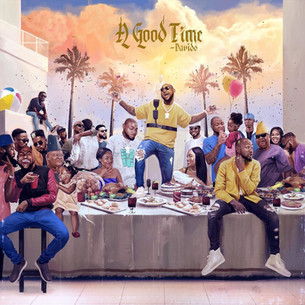 """Out Now: DAVIDO is releasing today his much anticipated new album """"A Good Time""""!"""