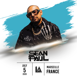 Upcoming Event: SEAN PAUL will headline DELTA Festival's next edition in Marseille, France!