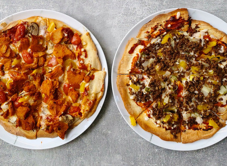 The PERFECT Vegan and Gluten Free Pizza