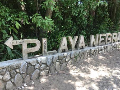Black Sand Beach Trail (Playa Negra)