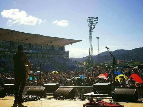 Live Toll staium Whangarei 2017