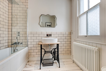 Stunning bathroom photography Worthing
