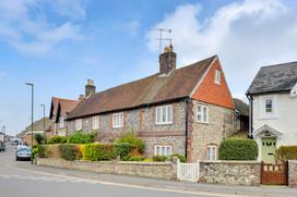 Old Flint Cottage, Littlehampton.