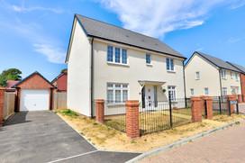 New build house, Littlehampton