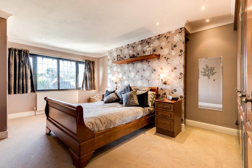 Beautiful bedroom, brighton