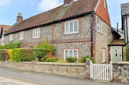 Flint Cottage, Littlehampton