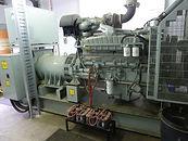 Wilson & Proctor Ltd./Services/Diesel Generator