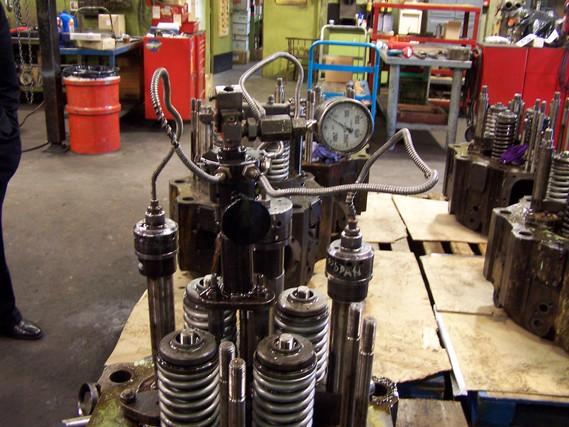 Wilson & Proctor Ltd. | Machine Shop